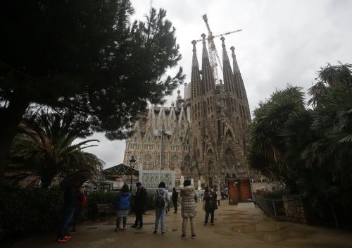 Barcelona's Sagrada Familia has finally received a building permit137 years after construction began
