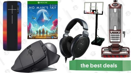 Saturday's Best Deals: OLED TVs, No Man's Sky, UE MEGABOOM, and More