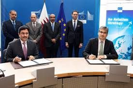 Qatar and the European Union Initial First Comprehensive Air Transport Agreement