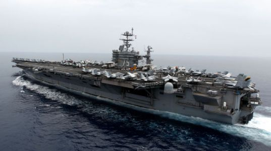 Is the Age of the Aircraft Carrier at an End? Thanks to Drones, Maybe Not