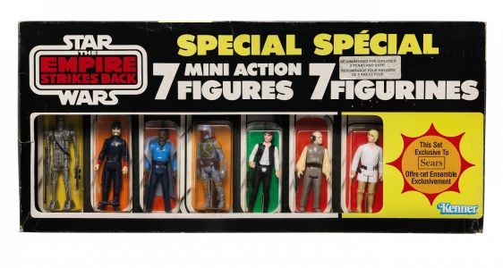 8 'Star Wars' toys you had as a kid that could be worth thousands today