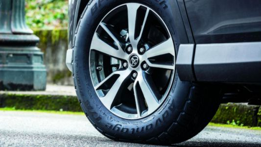 Here's Why Tires Are Black