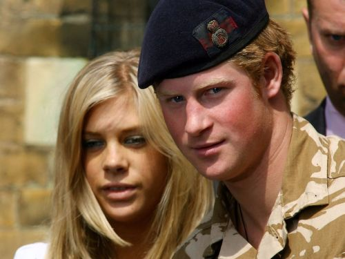 Prince Harry reportedly had an 'emotional' call with his ex before the royal wedding - here's what experts have to say about it
