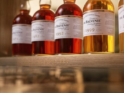 Christie's and Balvenie Debut First-of-its-Kind Whisky Auction