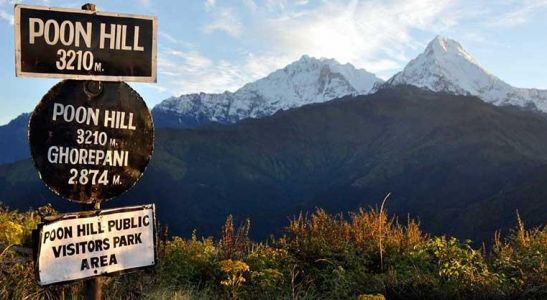 Visiting the Famed Poon Hill on Nepal's Annapurna Circuit
