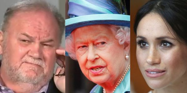 The royal family's alleged plan to silence Meghan Markle's dad obviously isn't working