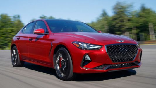 The 2019 Genesis G70 Starts at $34,900, Is a Better Deal Than a 320i