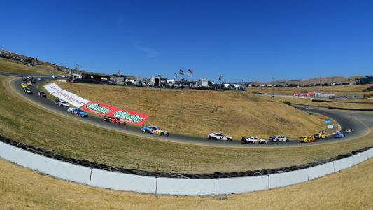 NASCAR Delayed Reviving Sonoma's Carousel Because It Needed a Place to Store Its Junk