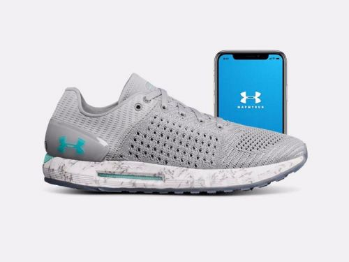 Under Armour's new 'smart shoes' give runners real-time and post-workout data on their fitness performance