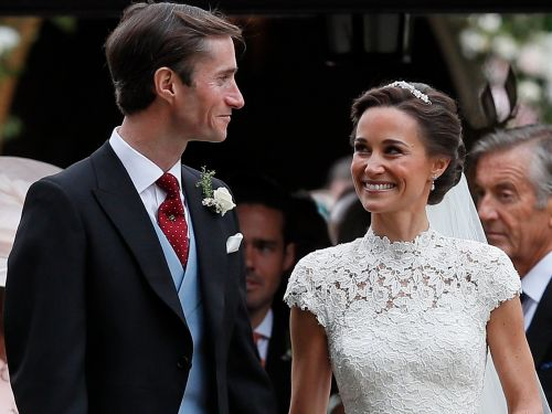 Pippa Middleton is officially getting a royal title of her own - and it has nothing to do with Kate Middleton