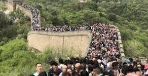 Ministry of Culture and Tourism of China: 147 million Chinese tourists travelled abroad