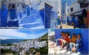 Chefchaouen becomes the top destination to visit this year!