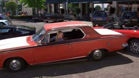 The 1964 Dodge Dart Is the Chariot of All Things Good in 10 Things I Hate About You