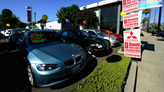 Used Car Prices Are Almost Back To What They Were Before All Of This
