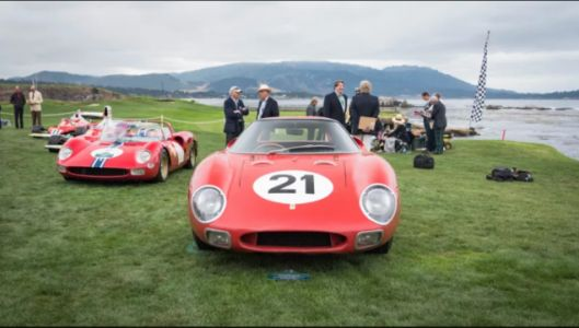 The Pebble Beach Concours d'Elegance Is Calling On People To Oppose Trump's Import Tariffs