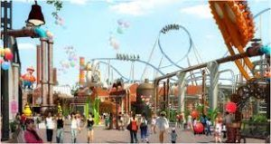 Wanda Group handing over its management of 13 theme parks to Sunac China Holdings