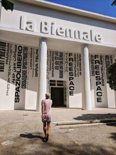 In Venice for the Biennale - A Place for Meaningful Art