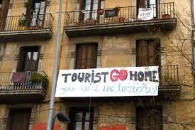 Anti-tourist resentment is growing in many tourism hotspots due to badly behaved tourists