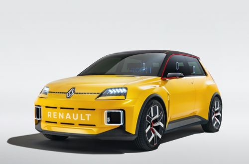 Renault's New Electric Renault 5 Concept Looks Pretty Fantastic