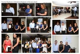 Seychelles tourism industry acknowledges 14 outstanding employees