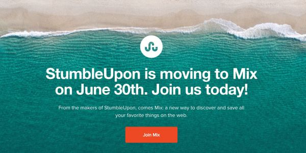 StumbleUpon, the addictive internet tool made by an Uber co-founder that brought you to random websites, is shutting down
