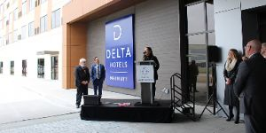 First Delta Hotels by Marriott Opens in the Dallas Fort Worth Metroplex
