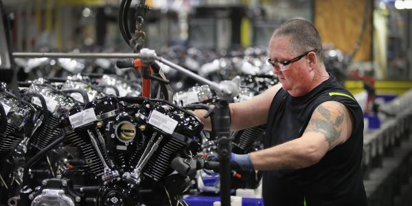 Manufacturing confidence is through the roof in latest survey