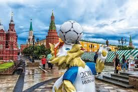 Russia sees a tourism boom with World Cup fever