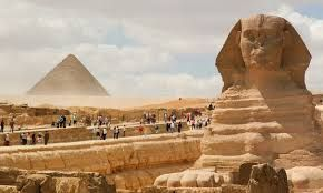 Egypt's tourism industry shows a rebound after years of decline