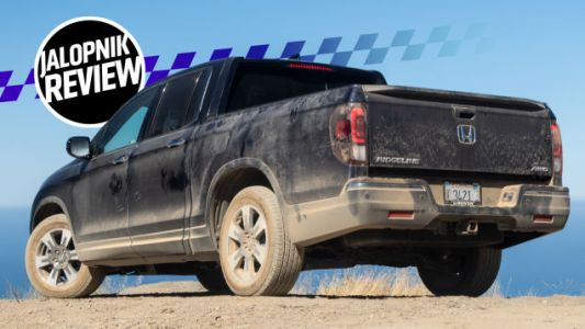 The 2018 Honda Ridgeline Proved Itself on a 700 Mile Camping Adventure
