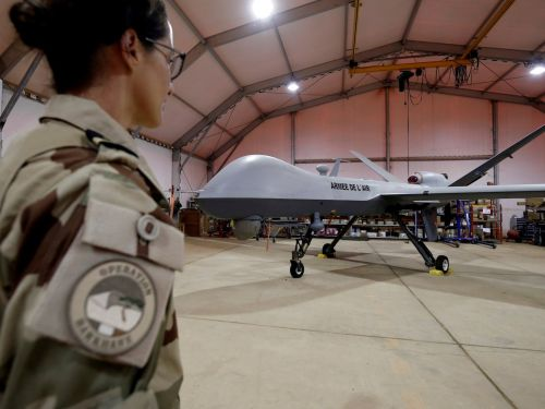 The US is fighting a drone war in Africa that many don't know about - and its about to get bigger