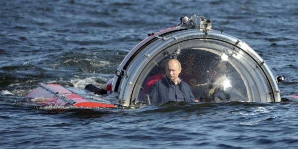 Russia just showed off a potentially world-ending nuclear 'doomsday' torpedo that the US can't stop