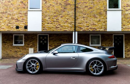 I'm Driving To The 24 Hours Of Le Mans InThis Porsche 911 GT3