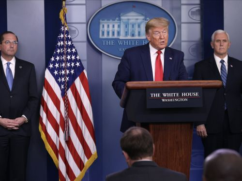 Trump berates CBS News' Weijia Jiang for her 'nasty tone' after she asked him to clarify Jared Kushner's statements about the national stockpile