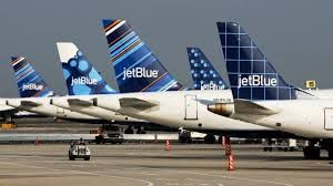 JetBlue Airways Reports October Traffic