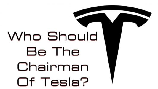 What Should Elon Musk's Role At Tesla Be?