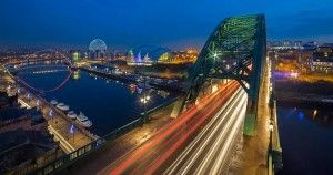 Europe's tallest observation wheel, ' Whey Aye', to be built in Newcastle, beats London