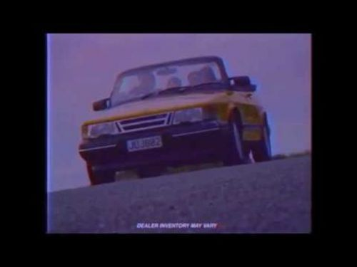 Reports Indicate 'We're in a Saab 900' and It 'Feels Good'