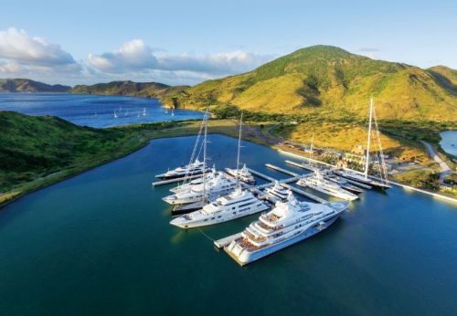The Benefits of Berth Ownership at Christophe Harbour