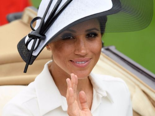 Here's why Meghan Markle was not wearing a name tag at Royal Ascot like Kate Middleton always did