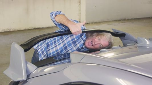 The Difference Between a 'Spoiler' and a 'Wing' According to James May