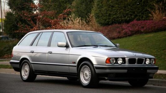 At $15,900 Canadian, Could This 1994 BMW 525tds Estate Be The New Family Canuckster?