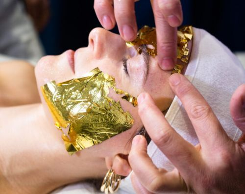 Pietro Simone Launches 24-Carat Gold Facial at Harrods