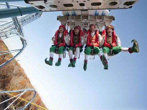 25 of the wildest, most heart-pumping theme park rides in the US