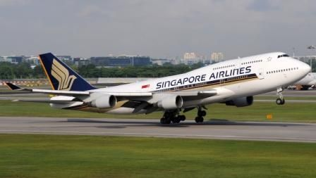 Singapore Airlines To Begin Non-Stop Services To New York's JFK International Airport