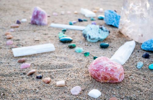 Everything you need to know about healing crystals and how to use them