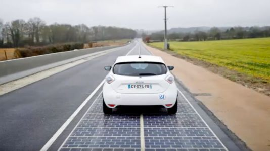 Turns Out A Road Made Of Solar Panels Was, In Fact, A Bad Idea