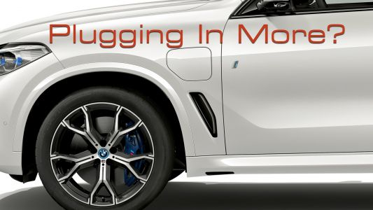 Will 50-Mile Plug-in Hybrids Get More People Dumping The Pump?