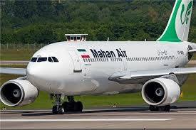 Iran's Mahan Air launches non-stop direct flight to Venezuela