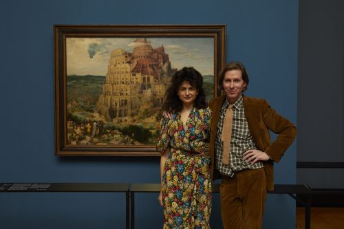 Wes Anderson Takes Over Vienna's Top Museum